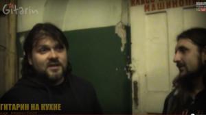 Интервью с М. Семёновым