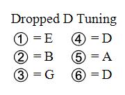 drop-d